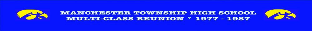 Manchester Township High School Reunion